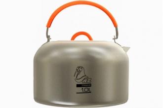 Чайник титановый Titanium Tea Kettle TK-101 NZ, Россия