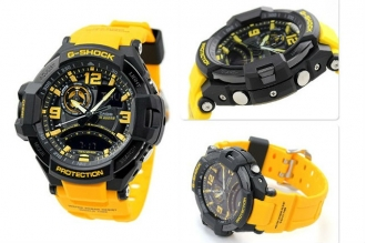 Часы Casio G-Shock GA-1000-9B
