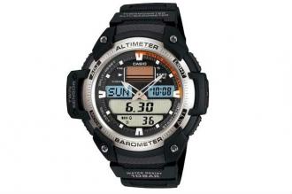 Часы Casio OUTGEAR SGW-400H-1B