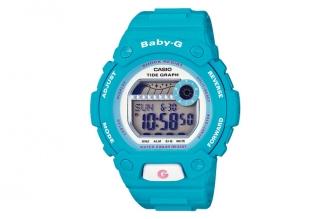 Часы Casio Baby-G BLX-102-2B