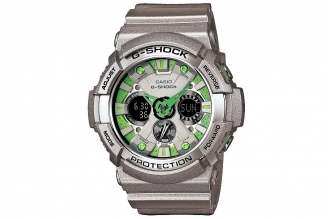 Часы Casio G-Shock GA-200SH-8A