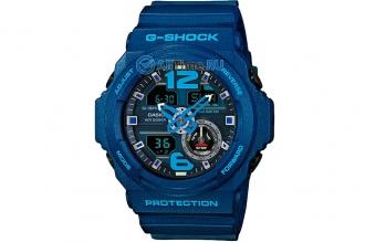 Часы Casio G-Shock GA-310-2A противоударные и водонепроницаемые, с защитой от во