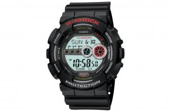 Часы Casio G-Shock GD-100-1A противоударные и водонепроницаемые