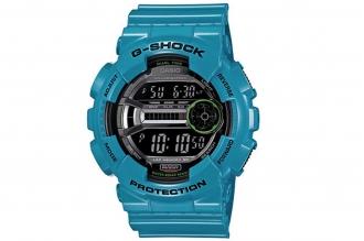 Водонепроницаемые часы Casio G-Shock GD 110 2E