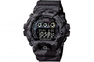 Часы Casio G-Shock GD-X6900MH-1E противоударные и водонепроницаемые,