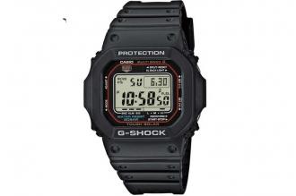 Ударопрочные и водонепроницаемые часы Casio G-Shock GW-M5610-1E