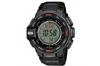 Часы Casio PRO TREK PRG-270-1E со сверхмощной автоматической светодиодной подсве