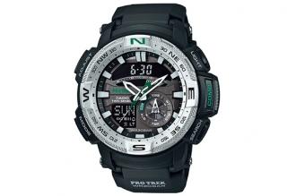 Часы Casio PRO TREK PRG-280-1E на аккумуляторе