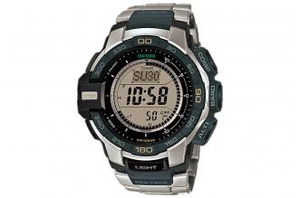 Многофункциональные часы Casio PRO TREK PRG-270D-4E со сверхмощной автоматическо