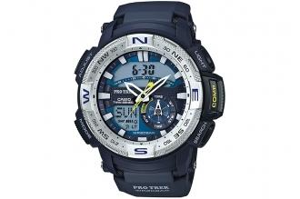 Часы Casio PRO TREK PRG-280-2E аналого-цифровые