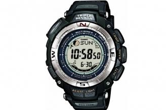 Часы Casio PRO TREK PRW-1500-1V электронные