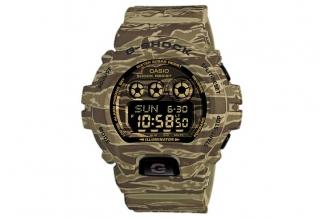 Часы Casio G-Shock GD-X6900CM-5E противоударные и водонепроницаемые