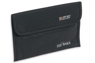 Отличнй чехол для паспорта Travel Folder RFID (black) Tatonka