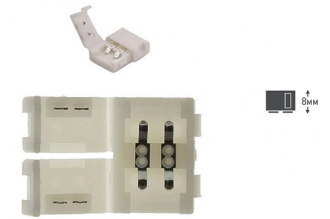 Коннектор для светодиодной ленты SLC-10 (5 шт.), Camelion