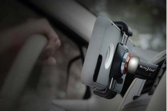 Универсальный держатель магнитный для смартфона Steelie Free Mount Kit Nite Ize