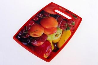 Разделочная доска 30х20 см (ягоды) 24159-4 Mayer&Boch