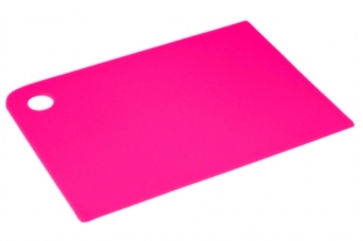 Доска разделочная 300х200х2 мм (розовая), Тайвань