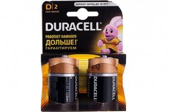 Батарейка тип D LR20, Duracell