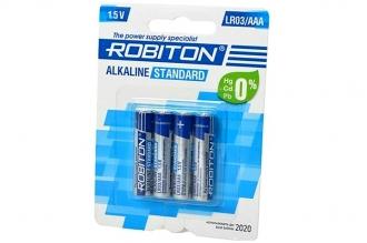 Standard LR03 BL4, Robiton