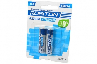Элемент питания Standard (2 шт.) Robiton