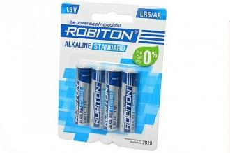 Standard AA (4 шт.) Robiton