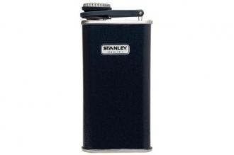 Карманная фляга Classic Pocket 0,23 л (темно-синяя) Stanley