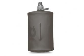 Фляга мягкая для воды Stow 1.0 л (серая) HydraPak