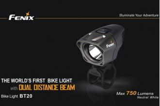 Велофара BT20 (750 люмен) Fenix