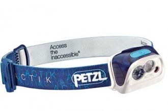 Фонарь налобный светодиодный ACTIK (blue) Petzl