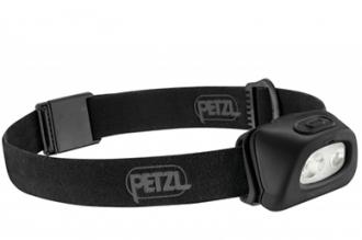 Фонарь налобный светодиодный TACTIKKA + (black) Petzl