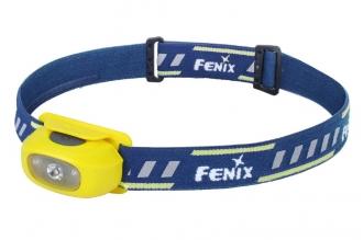 Налобный светодиодный фонарь HL16R-yellow Fenix
