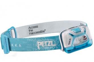 Фонарь налобный светодиодный TIKKA (blue) Petzl