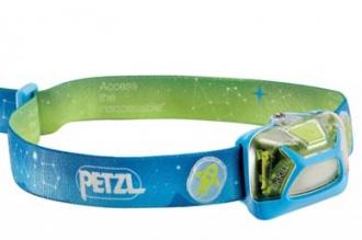 Фонарь налобный светодиодный TIKKID (blue) Petzl