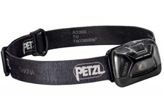 Фонарь налобный светодиодный TIKKINA (black) Petzl