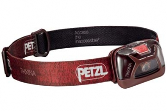Фонарь налобный светодиодный TIKKINA (red) Petzl