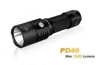 Фонарь светодиодный PD40 (1600 люмен) Fenix