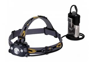 Светодиодный фонарь HP30R black (1750 люмен) Fenix