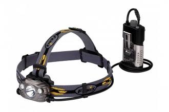 Светодиодный фонарь HP30R grey (1750 люмен) Fenix