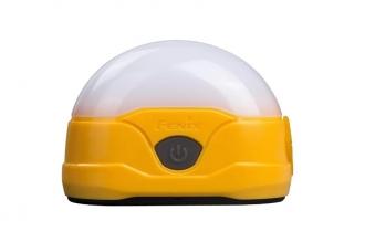 Фонарь светодиодный CL20R (жёлтый) Fenix