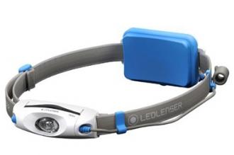 Фонарь налобный светодиодный NEO 4 (240 лм, blue) LED Lenser