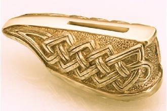 Гарда «Кельтский орнамент» 429 (латунь)