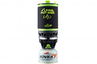 Туристическая газовая горелка Alpine Pot Wide Up 1,5 л KB-0703WU Kovea, Корея