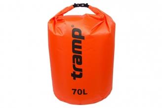 Гермомешок ПВХ Diamond RipStop 70 л (оранжевый)