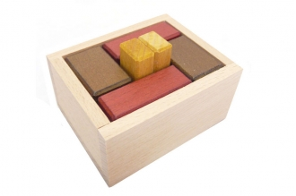 Головоломка Недетские кубики малые