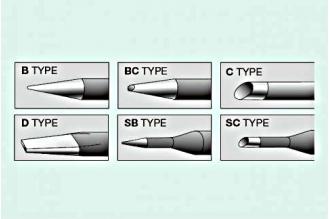 Керамическое жало Goot R-48C