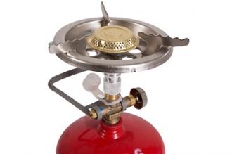 Горелка газовая туристическая 164 мм Pamir