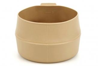 Оригинальная кружка складная Fold-A-Cup 0,6 л (desert) Wildo