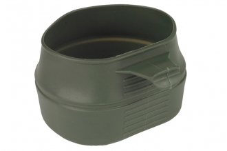 Практичная ружка складная Fold-A-Cup 0,6 л (olive) Wildo