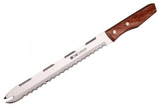 Нож для замороженных продуктов Chic 220 мм (деревянная рукоять), Tojiro, Япония