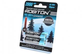 Аккумулятор 2000MHAA-2 Robiton
